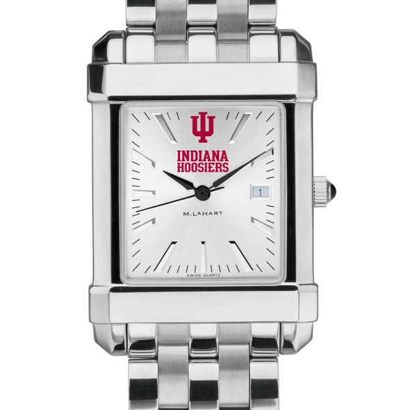 Indiana University Men's Collegiate Watch w/ Bracelet