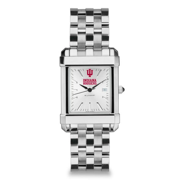Indiana University Men's Collegiate Watch w/ Bracelet - Image 2