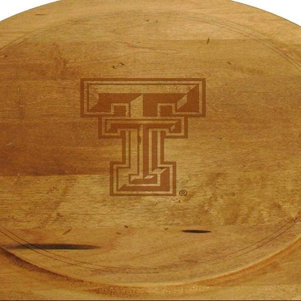 Texas Tech Round Bread Server - Image 2