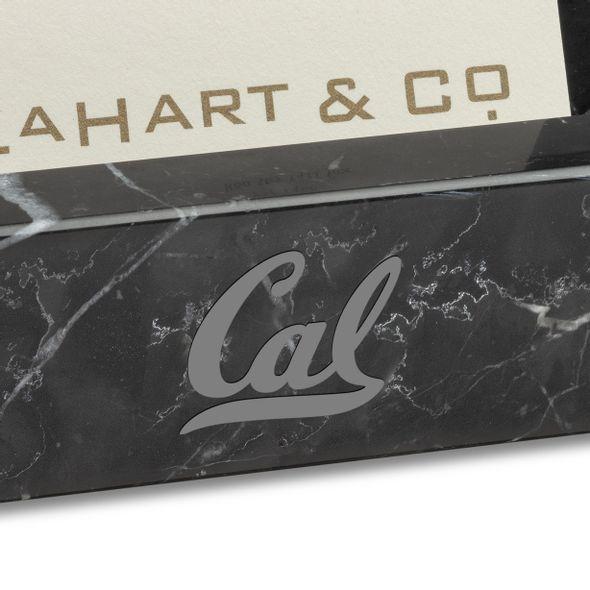 Berkeley Marble Business Card Holder - Image 2