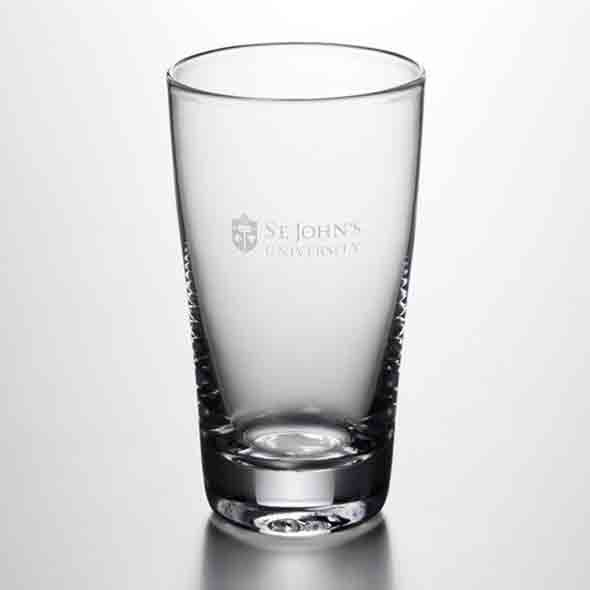 St. John's Ascutney Pint Glass by Simon Pearce