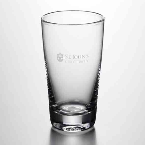 St. John's Ascutney Pint Glass by Simon Pearce - Image 1