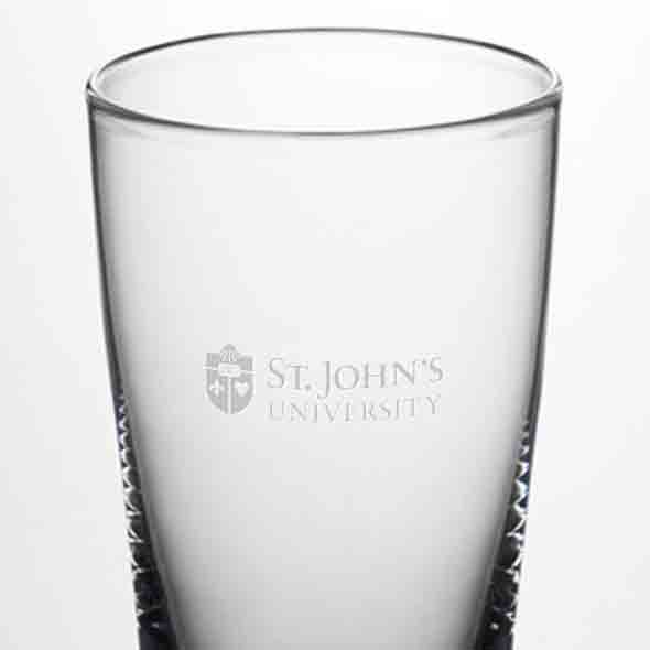 St. John's Ascutney Pint Glass by Simon Pearce - Image 2