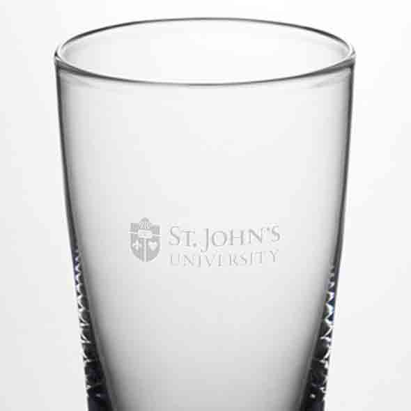 St. John's Ascutney Pint Glass by Simon Pearce - Image 2