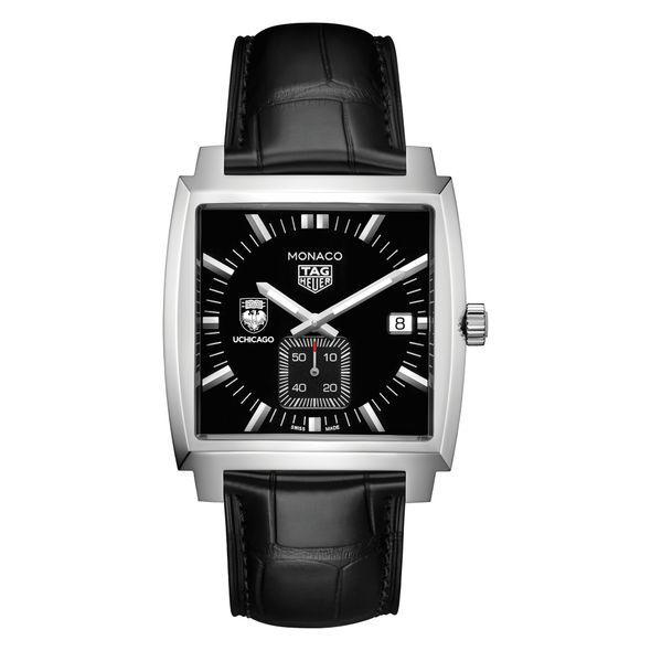 University of Chicago TAG Heuer Monaco with Quartz Movement for Men - Image 2