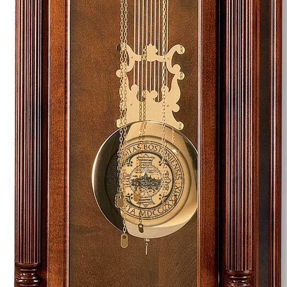 Boston University Howard Miller Grandfather Clock - Image 2