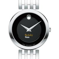 Berkeley Haas Women's Movado Esparanza Stainless Steel Museum with Bracelet
