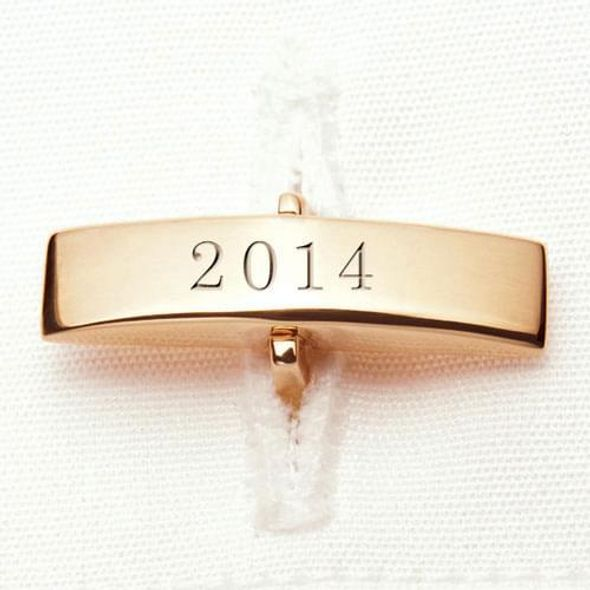 Sigma Nu 14K Gold Cufflinks - Image 3