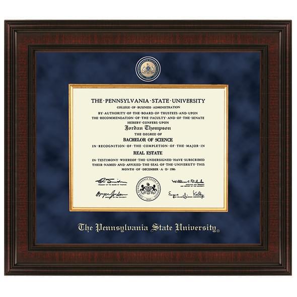 Penn State Diploma Frame - Excelsior | Graduation Gift