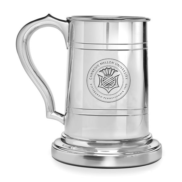 Carnegie Mellon University Pewter Stein