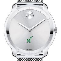 George Mason University Men's Movado Stainless Bold 44