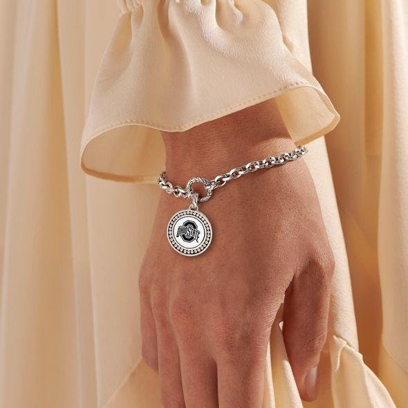 Ohio State Amulet Bracelet by John Hardy - Image 1