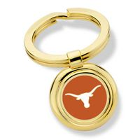 University of Texas Enamel Key Ring