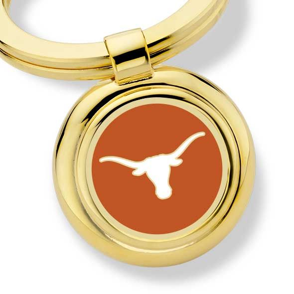 University of Texas Enamel Key Ring - Image 2