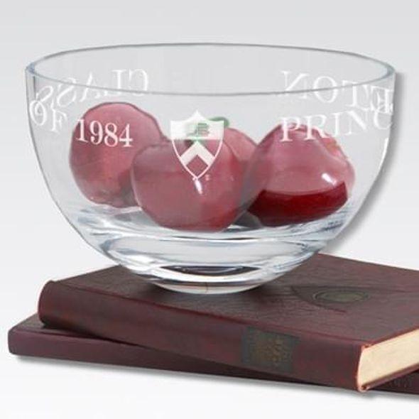 """Princeton 10"""" Glass Celebration Bowl"""