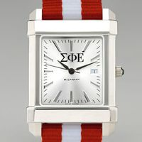 Sigma Phi Epsilon Men's Collegiate Watch w/ NATO Strap