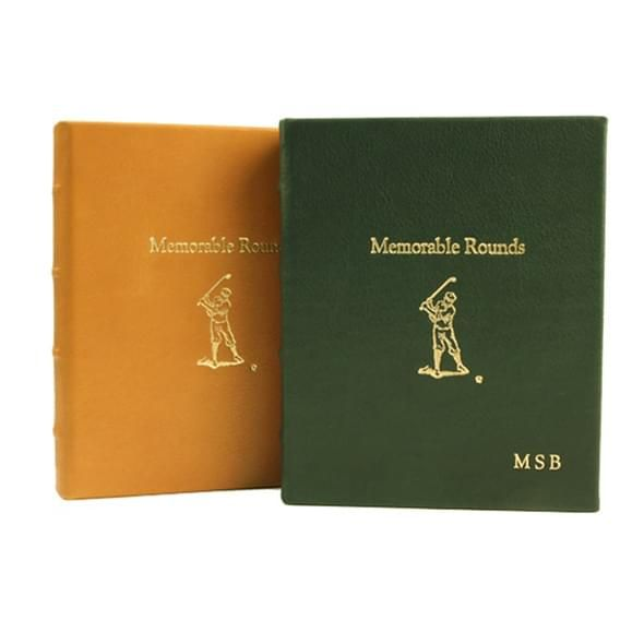Memorable Rounds Golf Book - Image 2