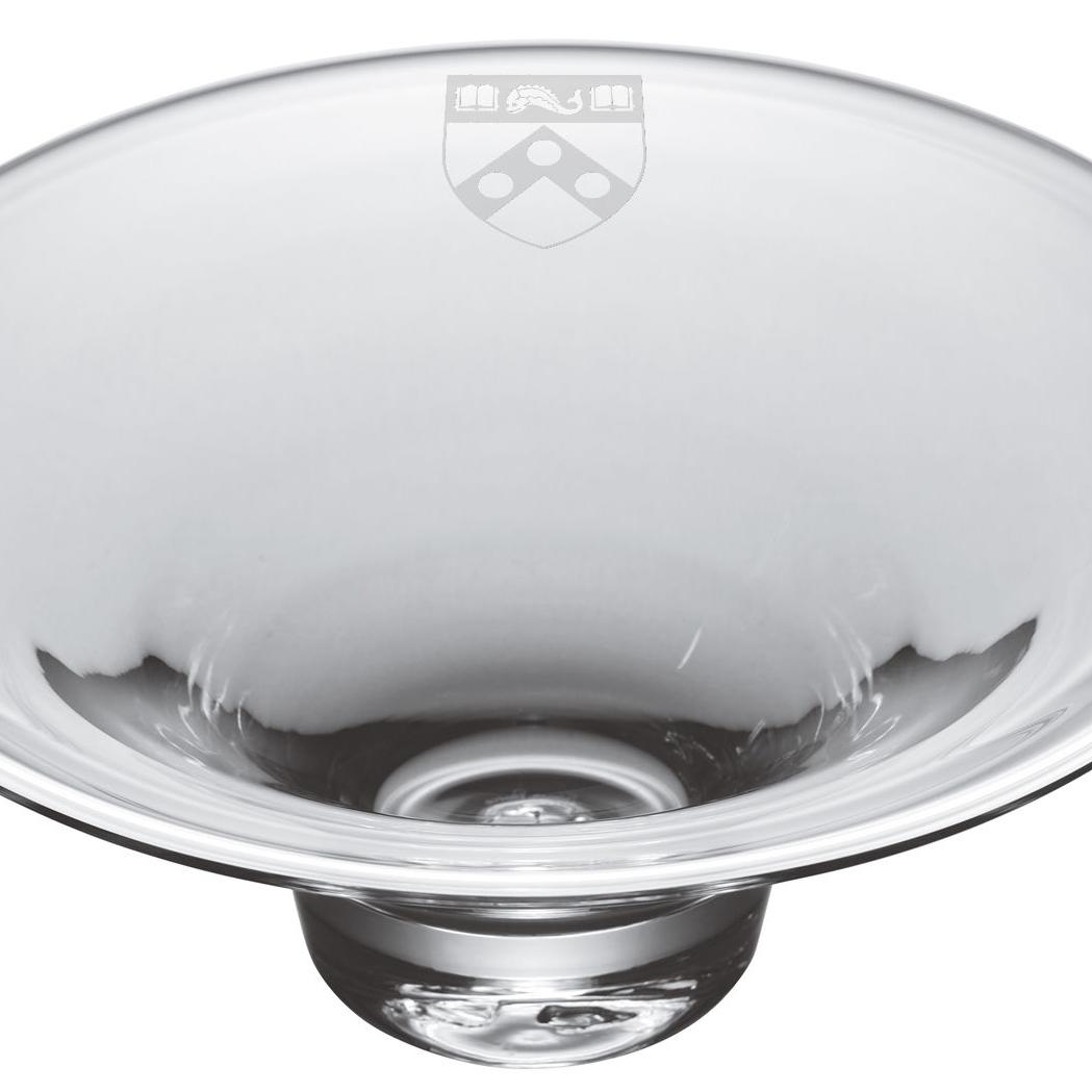 Penn Glass Hanover Bowl by Simon Pearce - Image 2