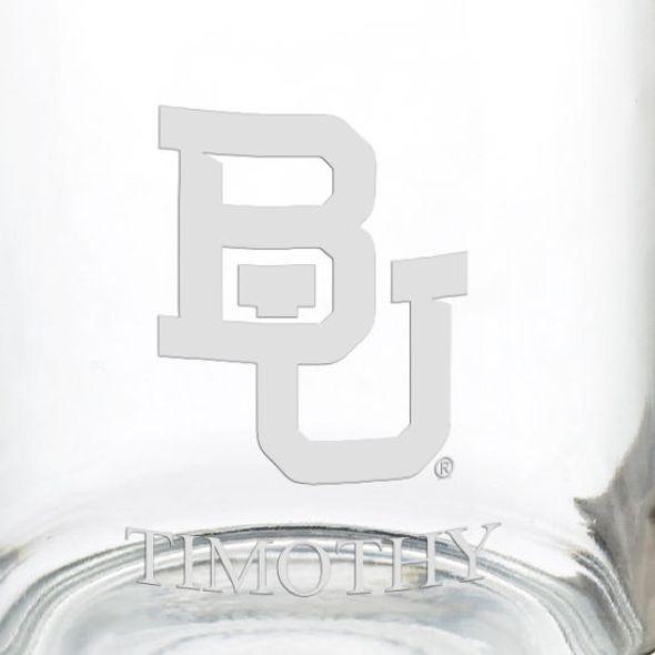 Baylor University 13 oz Glass Coffee Mug - Image 3