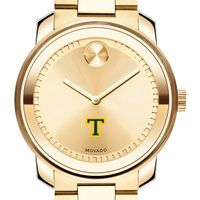 Trinity College Men's Movado Gold Bold