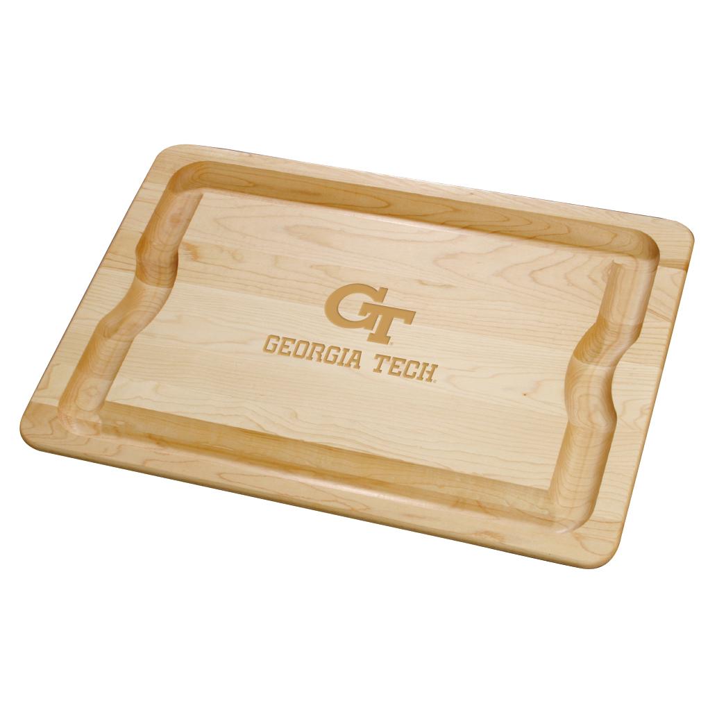 Georgia Tech Maple Cutting Board