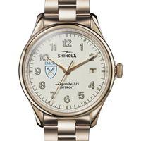 Emory Shinola Watch, The Vinton 38mm Ivory Dial