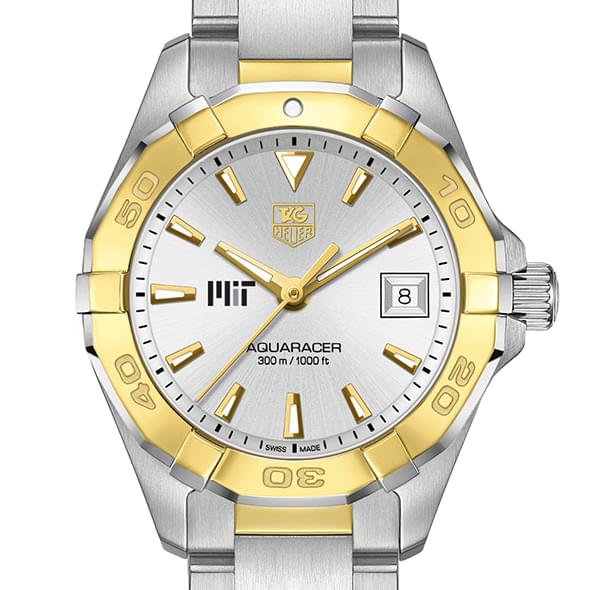 MIT Women's TAG Heuer Two-Tone Aquaracer - Image 1
