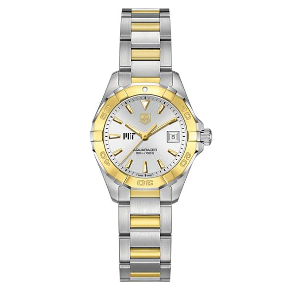 MIT Women's TAG Heuer Two-Tone Aquaracer - Image 2