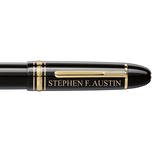 SFASU Montblanc Meisterstück 149 Fountain Pen in Gold - Image 2