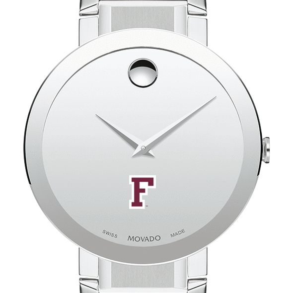 Fordham Men's Movado Sapphire Museum with Bracelet - Image 1