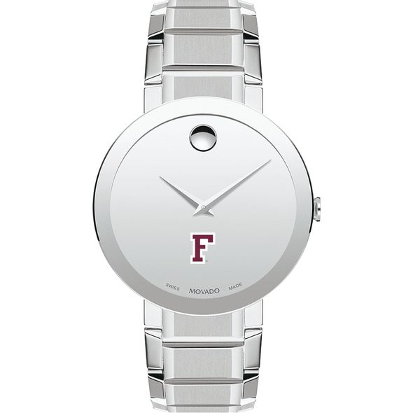 Fordham Men's Movado Sapphire Museum with Bracelet - Image 2