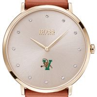 University of Vermont Women's BOSS Champagne with Leather from M.LaHart