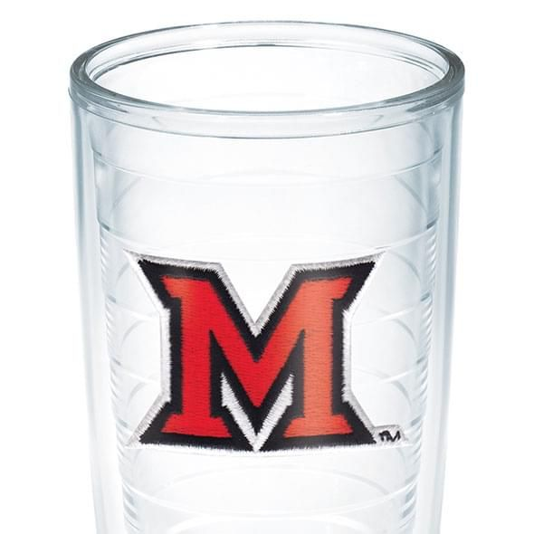 Miami University 16 oz. Tervis Tumblers - Set of 4 - Image 2