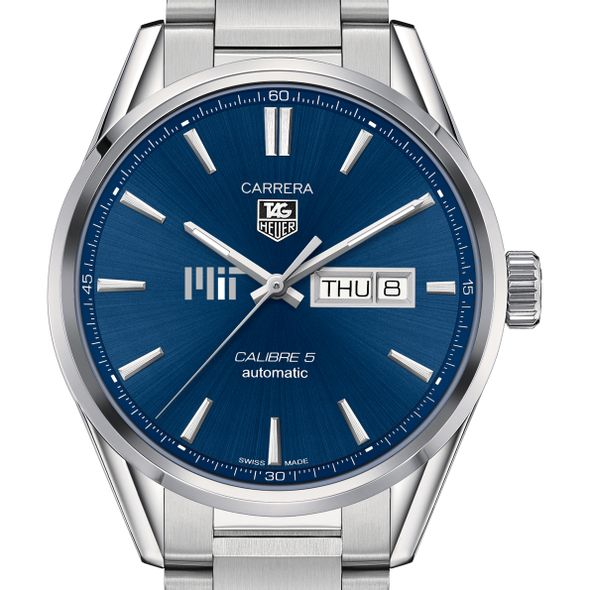 MIT Men's TAG Heuer Carrera with Day-Date - Image 1