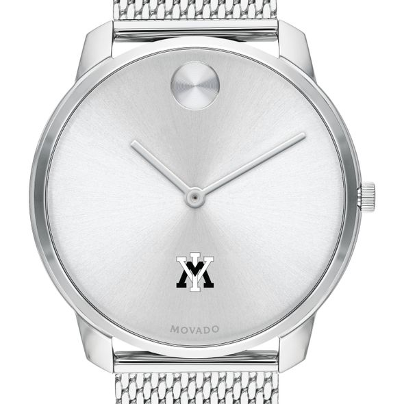 Virginia Military Institute Men's Movado Stainless Bold 42