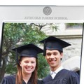 Avon Old Farms Polished Pewter 5x7 Picture Frame - Image 2