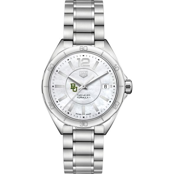 Baylor University Women's TAG Heuer Formula 1 with MOP Dial - Image 2