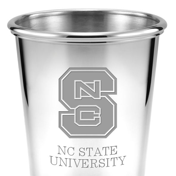 NC State Pewter Julep Cup - Image 2