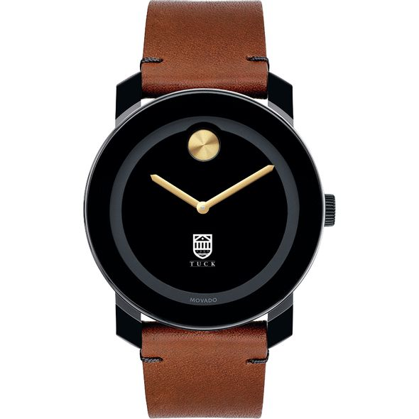Tuck Men's Movado BOLD with Brown Leather Strap - Image 2