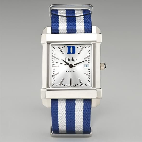 Duke University Collegiate Watch with NATO Strap for Men - Image 2