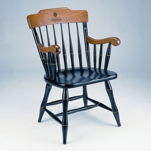 Wisconsin Captain's Chair by Standard Chair - Image 1