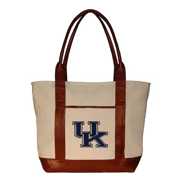 Kentucky Needlepoint Tote