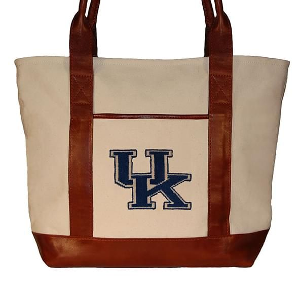 Kentucky Needlepoint Tote - Image 2
