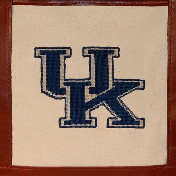 Kentucky Needlepoint Tote - Image 3