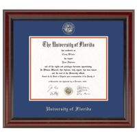 University of Florida Diploma Frame, the Fidelitas