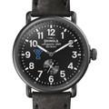 Yale Shinola Watch, The Runwell 41mm Black Dial - Image 1