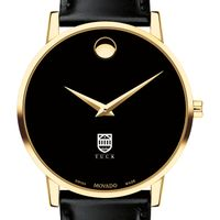 Tuck Men's Movado Gold Museum Classic Leather
