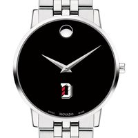 Davidson College Men's Movado Museum with Bracelet