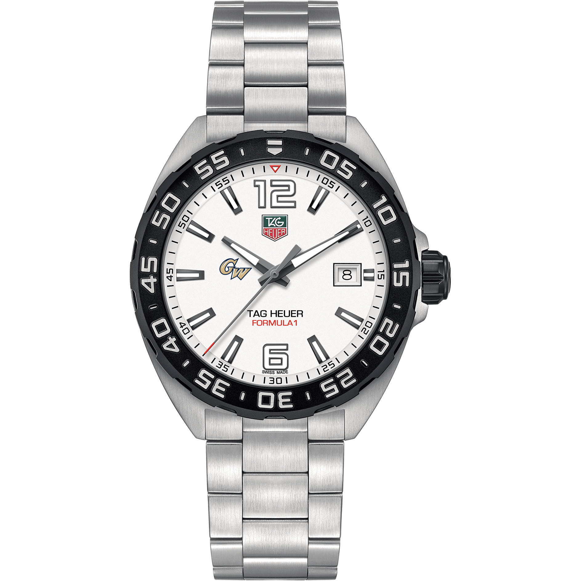 George Washington Men's TAG Heuer Formula 1 - Image 2