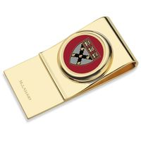 Harvard Business School Enamel Money Clip